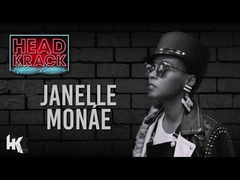 Janelle Monáe- Collaboration and Inspiration (After Hours)