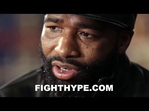 "ADRIEN BRONER FLIPS OUT; TALKS JUMPIN MAYWEATHER WITH GERVONTA DAVIS AND SAYS ""KILL ME"""