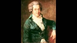 W. A. Mozart - KV 560 - Canon: O du eselhafter Martin! in F major