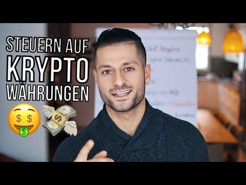 Kryptowährungen Und STEUERN! | Wie Wird Bitcoin & Co. Besteurt?
