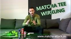 Matcha Tee Wirkung - Das (wirklich) BESTE GETRÄNK der Welt?