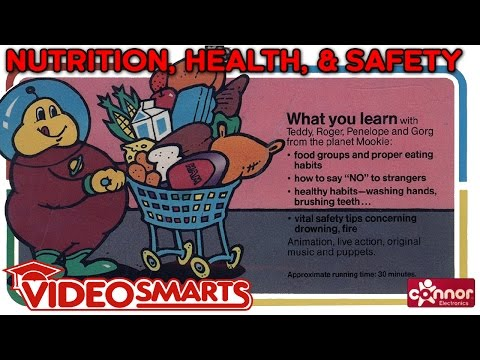 Videosmarts: Nutrition, Health, & Safety