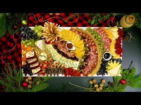 Phenomenal Platters - Christmas Charcuterie & Cheeses