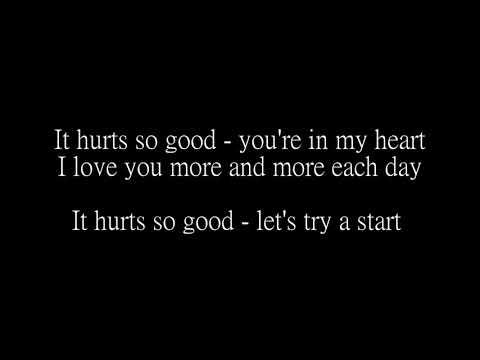 Modern Talking - It Hurts So Good HD   Lyrics