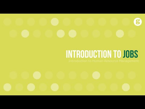 Introduction to Jobs