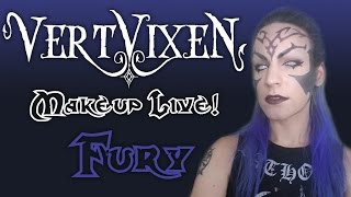 Makeup Live: Fury From Darksiders