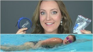 SwimBuds Sport Waterproof Headphones Review!