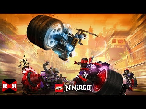 LEGO NINJAGO: Ride Ninja - ALL BIKE UNLOCKED - iOS / Android ...