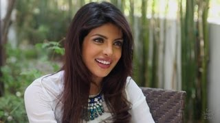 "Priyanka Chopra flies into the American limelight with ""Exotic,"" ""Planes"""