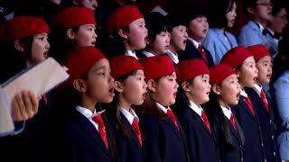 삼성&아르크 수화합창단 [흰수염고래] (발달장애청소년 합창단 special needs choir)내용