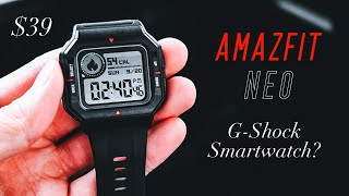 Amazfit Neo Hands-On: Full Feature Walkthrough and Everything You Need to Know! $39 Only!