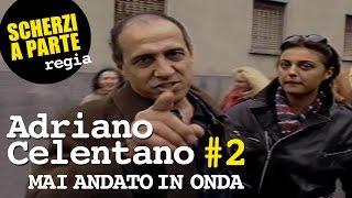 Scherzi a parte ad Adriano Celentano mai andato in onda (2)