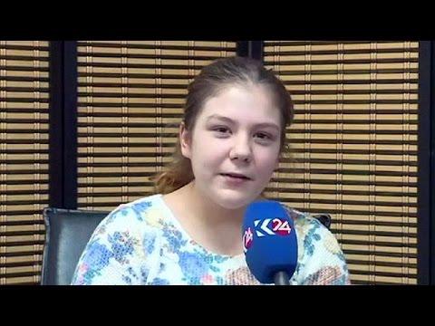 16 Yaşındaki İsveçli Kız DAEŞ'in Elinden Kurtarıldı
