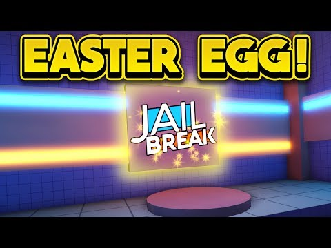 NEW SECRET EASTER EGG! (ROBLOX Jailbreak)