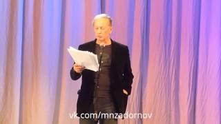 Михаил ЗадорновСанкции против соображалочки русских