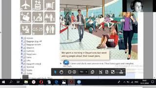 Онлайн урок в системе Zoom