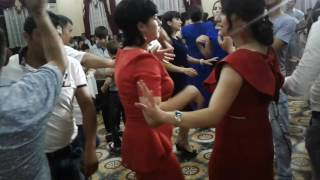 Свадьба в Кабахчёле. Бика и Эльдар. 2016 год 4 август.
