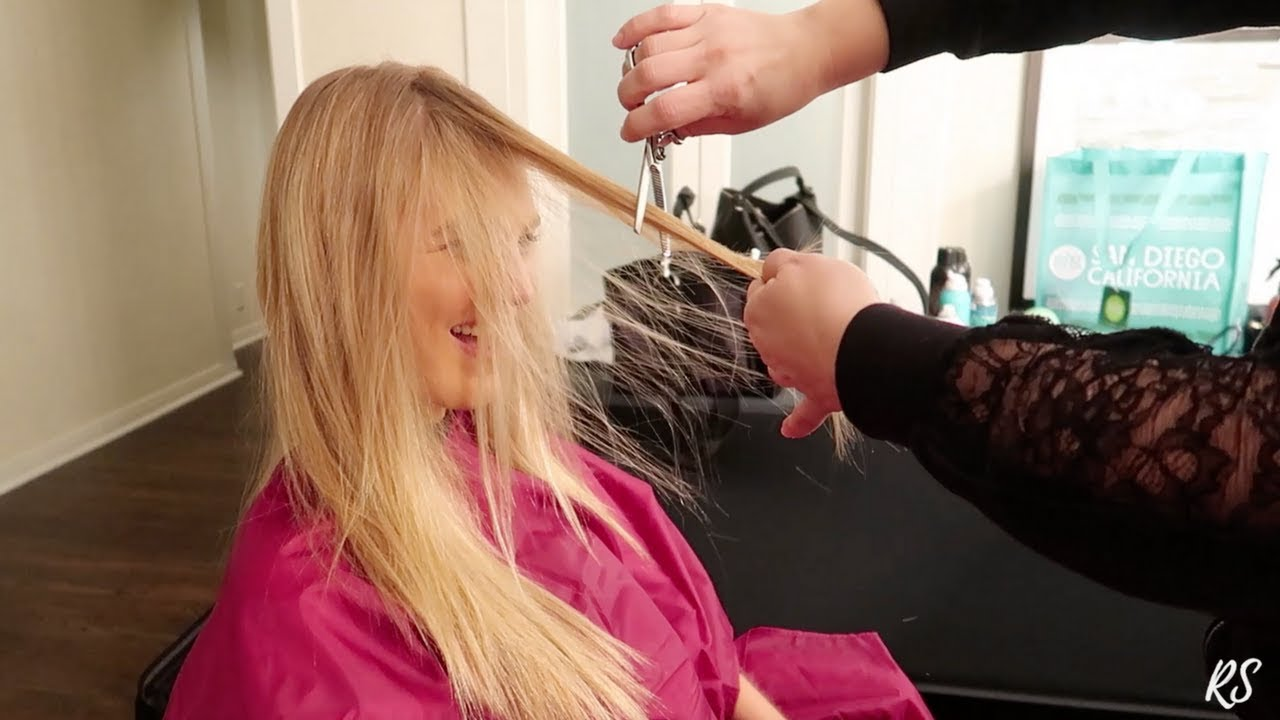 Romee Strijd VLOG 14 // NEW HAIRCUT