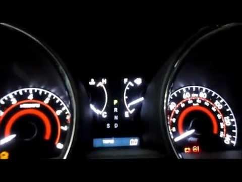 2014 Highlander Oil Life Reset Autos Post