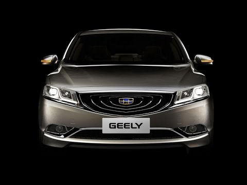 2016 Geely Gc9 Review Rendered Price Specs Release Date Youtube