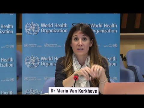 Coronavirus Outbreak (COVID - 19): WHO Update (3 April 2020)