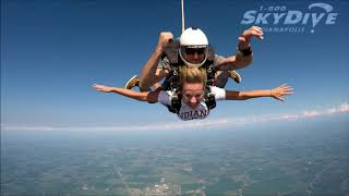I FELL OUT OF A PLANE *scary*