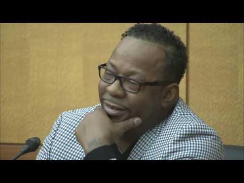 Bobby Brown testifies in wrongful death lawsuit