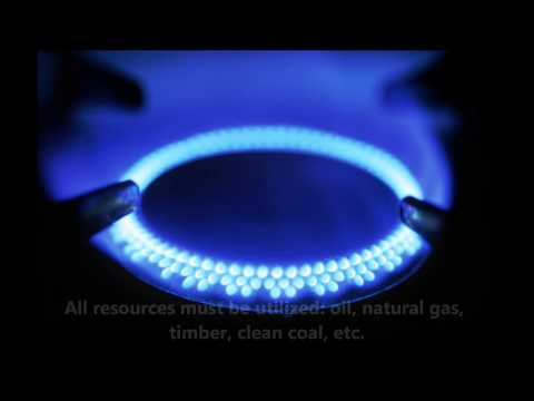 Turning the Tide: Prosperity for America through Energy Independence, Part 1.2
