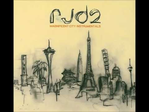 RJD2 - Here and Now (Instrumental)