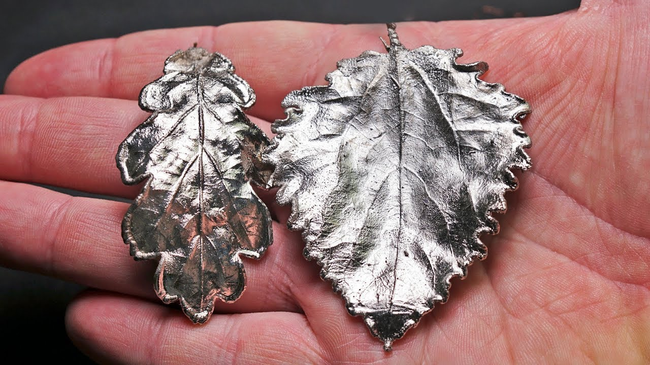 Download Making Nickel Plated DIY Decorations!
