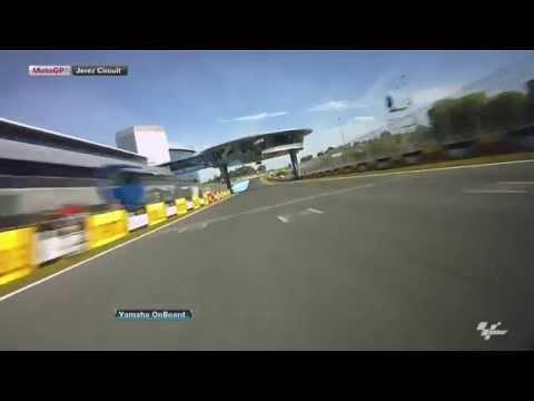 Jerez 2015 - Yamaha OnBoard