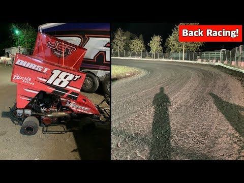 We returned back to racing at Cycleland Speedway in Chico, California! Make Sure to check out Fast Four! Fast Four Media - https://fastfourmedia.com My ... - dirt track racing video image