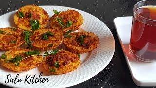 കോഴിക്കോട്ട്കാരുടെ സുനാമി | Ramadan Iftar Special | Salu Kitchen Recipes | Egg Tsunami