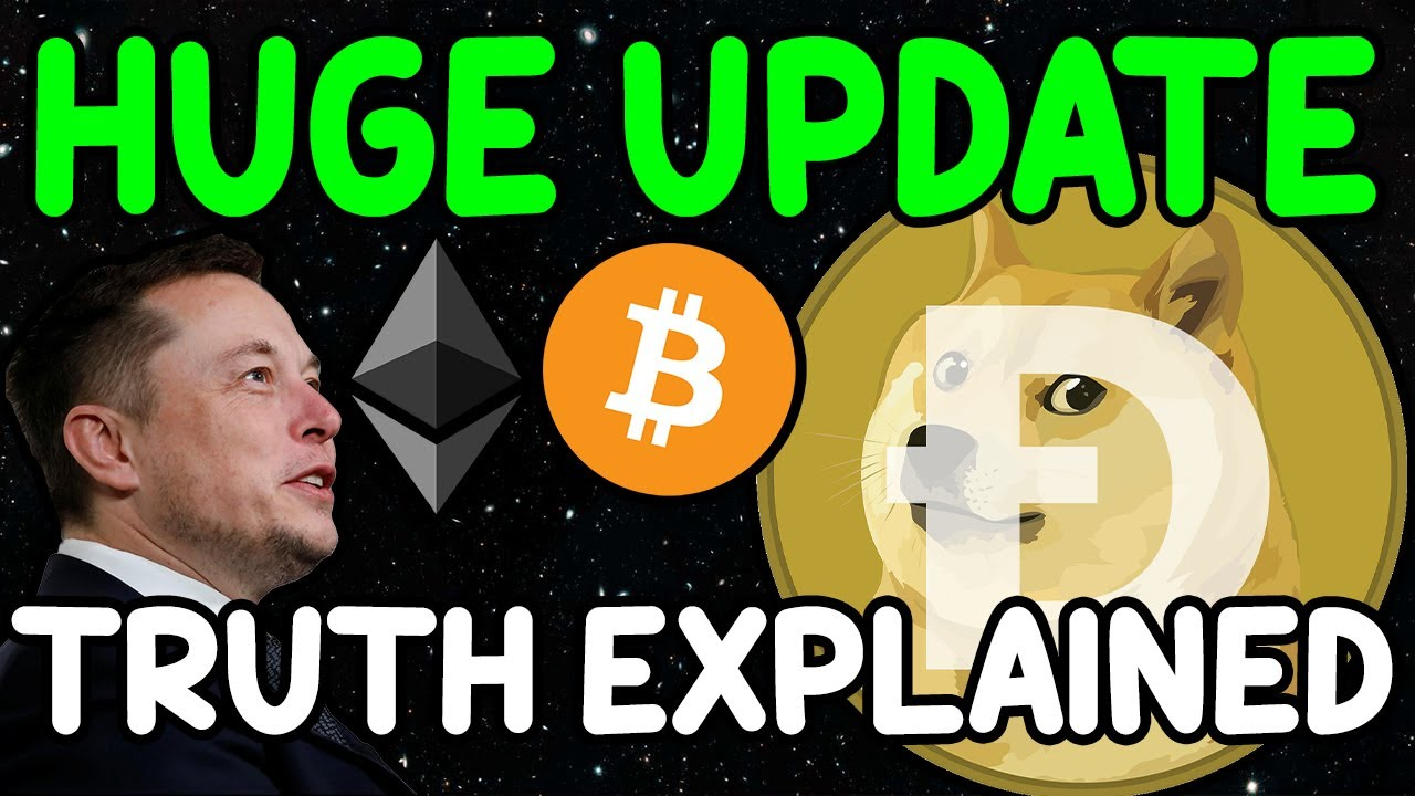 DOGECOIN News Today! Why is Dogecoin Going Down ? Dogecoin ...