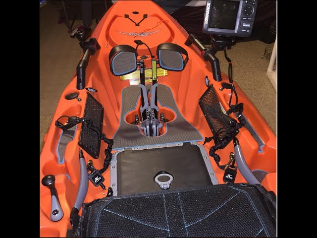 Hobie Outback 2016 Limited Edition Rigging & Walk Around