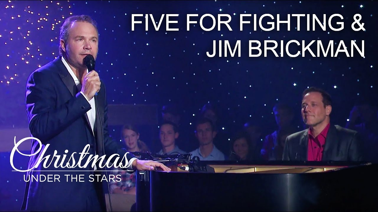 Christmas Piano Medley | Five for Fighting & Jim Brickman ...