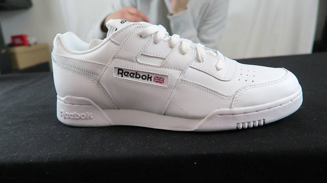 reebok workout plus eg on feet