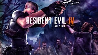 Resident Evil 4 - Ate Zerar !