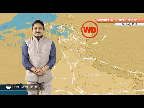 Weather Forecast for Feb 10: Dry weather in North India, Fog in East UP, Bihar