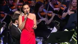 El dia que me quieras - Nina Strnad with Gimnazija Kranj Symphony Orchestra