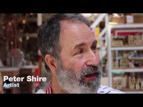 Inside the artist&39;s studio: Peter Shire