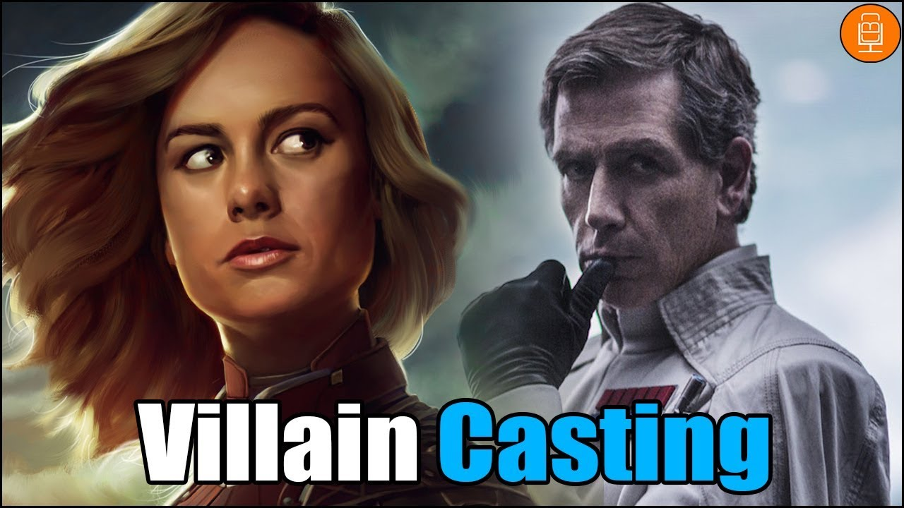 Captain Marvel Casting Skrull Leader And Main Villain Details Youtube