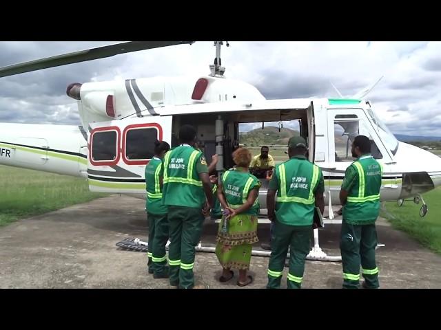 St John Air Ambulance Induction 2019