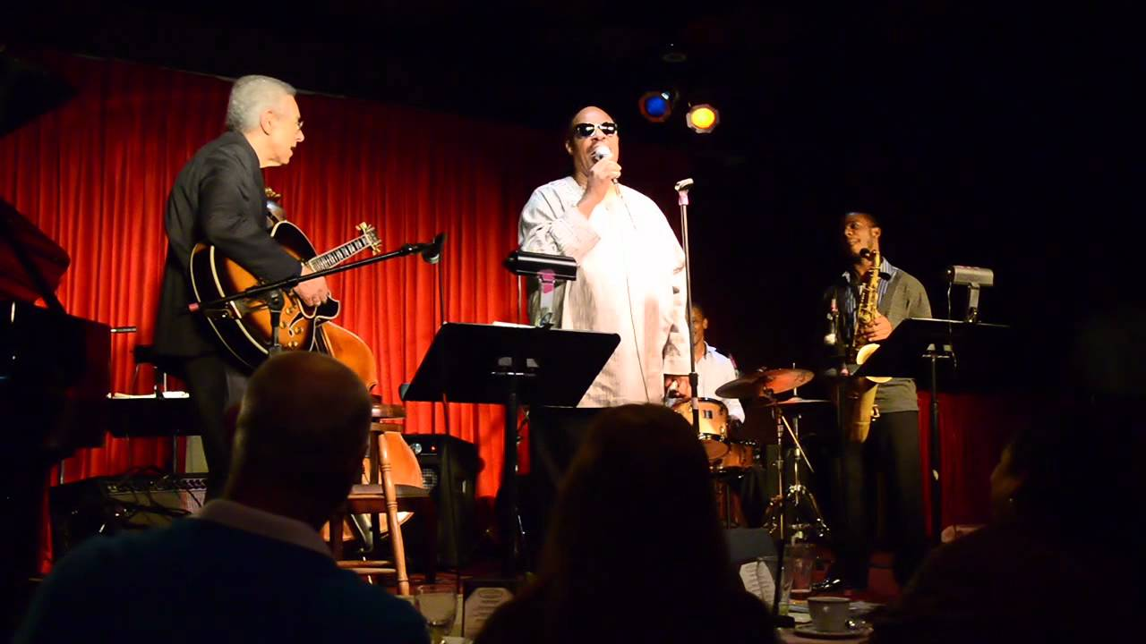 Kenny Burrell and Stevie Wonder | Live at Catalina Jazz Club