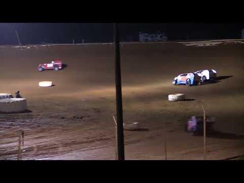 Midway Speedway Mod Lite Feature 10-14-17