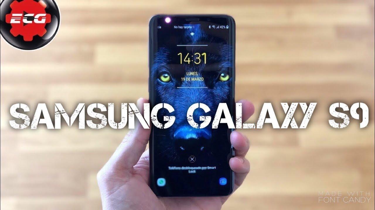 Samsung galaxy s9 review español