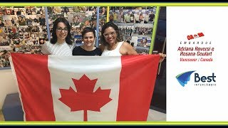 Embarque Adriana e Rosana - Vancouver / Canada #VolteDiferente