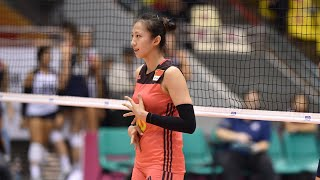 The Best SETTER Volleyball by Xia Ding (丁霞) l Chinese Womens Volleyball
