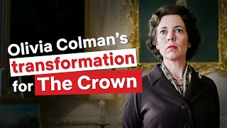The Crown Season 3 | How Olivia Colman Becomes The Queen