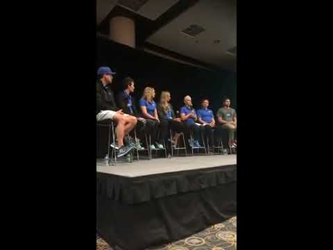 ASEA convention athletes breakout session 2017